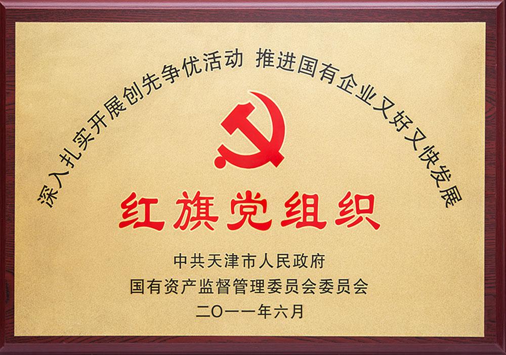2011年红旗党组织